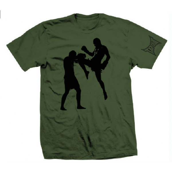 Футболка Tapout K.O. Men's T-Shirt Green