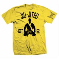 Футболка Tapout Sensai Men's T-Shirt Yellow