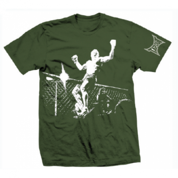 Футболка Tapout Champion Men's T-Shirt Green