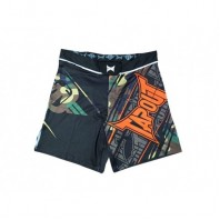 Шорты ММА TapouT 4 Way Stretch Performance Fight Shorts Camo