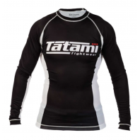 Рашгард Tatami Black Essentials L/S