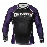 Рашгард Tatami L/S IBJJF - Purple
