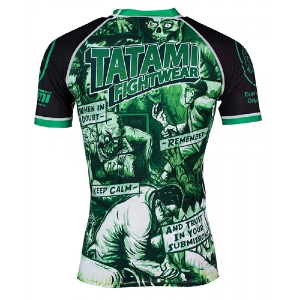 Рашгард Tatami The Zombie Hunter S/S