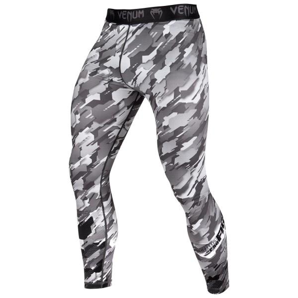 Компрессионные штаны Venum Tecmo Grey