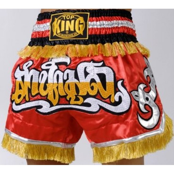 Шорты тайские Top King TKTBS-016