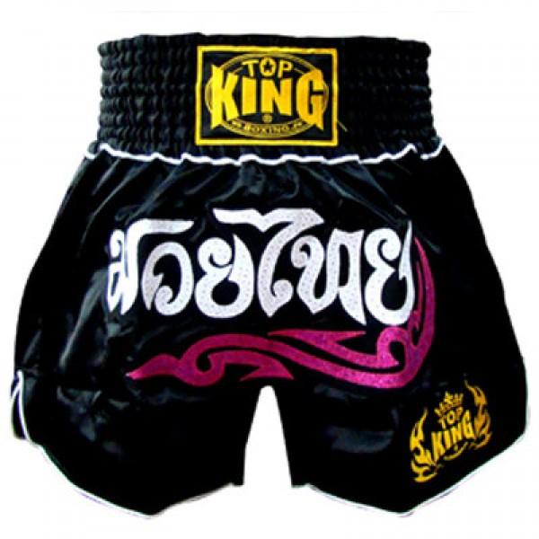 Шорты тайские Top King TKTBS-004