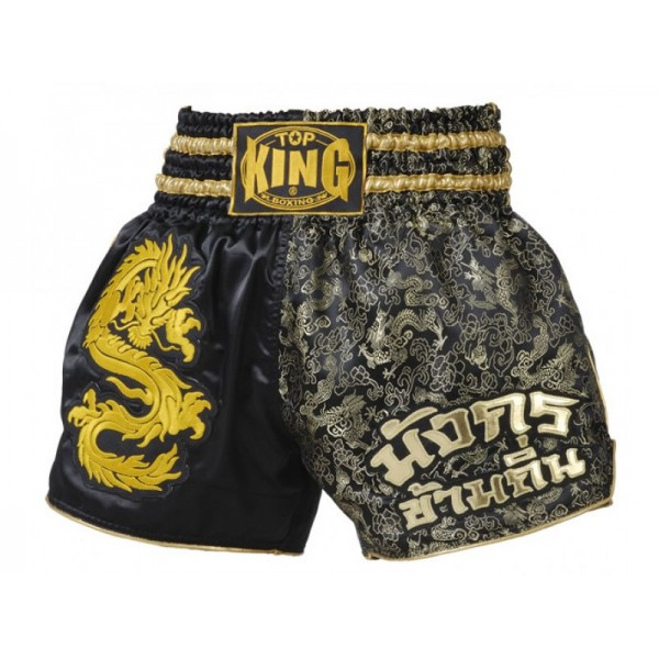 Шорты тайские Top King TKTBS-034