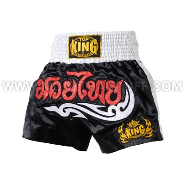 Шорты тайские Top King TKTBS-003