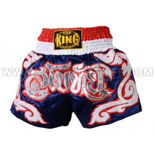 Шорты тайские Top King TKTBS-017