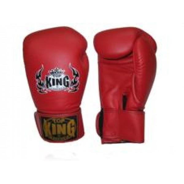 Перчатки боксерские Top King Ultimate Red