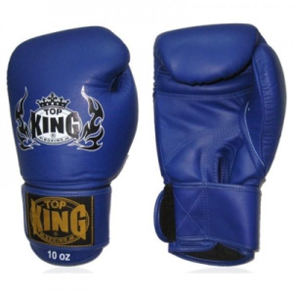 Перчатки боксерские Top King Ultimate Blue