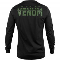 Лонгслив Venum Signature Khaki/Black