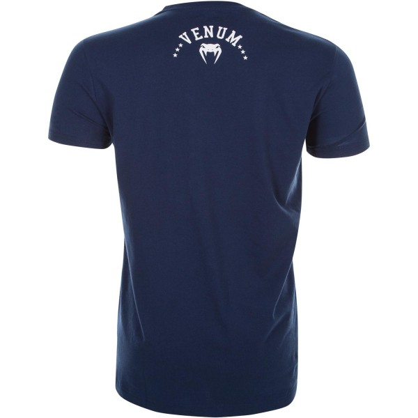Футболка Venum Natural Fighter Eagle - Blue