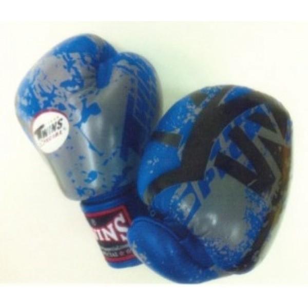 Перчатки боксерские Twins FBGV-38-Blue<br>Вес кг: 900.00000000;