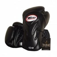 Перчатки боксерские Twins BGVL-6 Black