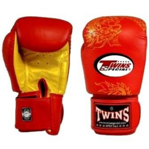 Перчатки боксерские Twins FBGV-6G-Red<br>Вес кг: 900.00000000;
