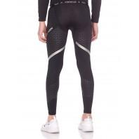 Компрессионные штаны Vansydical MBF79401 Black/Silver