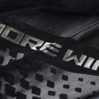 Компрессионные штаны Vansydical MBF79401 Black/Gold