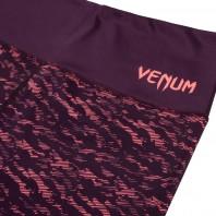 Леггинсы Venum Camoline Black/Coral