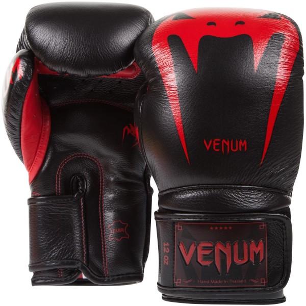 Перчатки боксерские Venum Giant 3.0 Red Devil Nappa Leather
