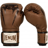Перчатки боксерские Venum Giant Sparring Brown
