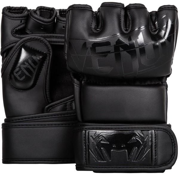 Перчатки ММА Venum Undisputed 2.0 Neo Black