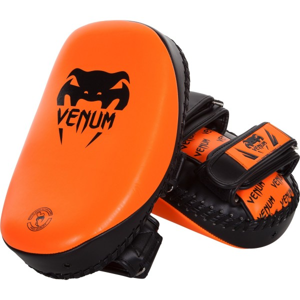 Пэды Venum Light Neo Orange (пара)