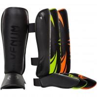 Щитки Venum Challenger Neo Black