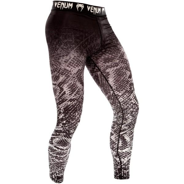 Компрессионные штаны Venum Tropical Black/Grey