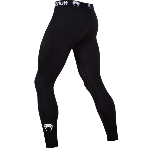 Компрессионные штаны Venum Contender 2.0 Compression Spats Black/White