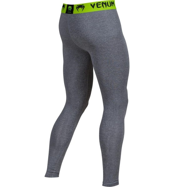 Компрессионные штаны Venum Contender 2.0 Compression Spats Heather Grey