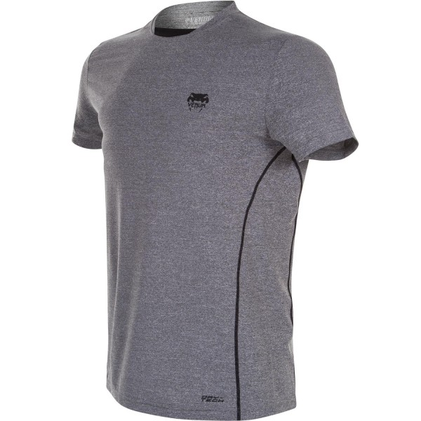 Футболка Venum Contender Dry Tech Heather Grey