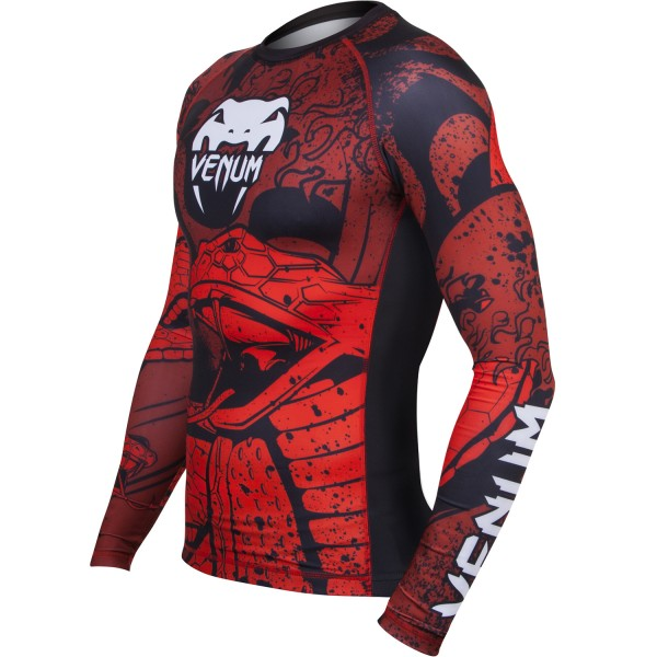 Рашгард Venum Absolute Crimson Viper L/S