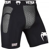 Компрессионные шорты Venum Absolute Dark/Grey