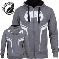 Толстовка Venum Shockwave 3 Lite Heather Grey