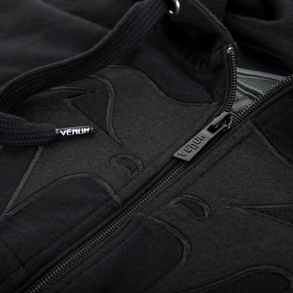 Олимпийка Venum Giant Grunge Track Jacket Black/White