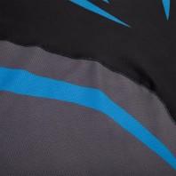 Футболка Venum Predator Dry Tech - Black/Cyan