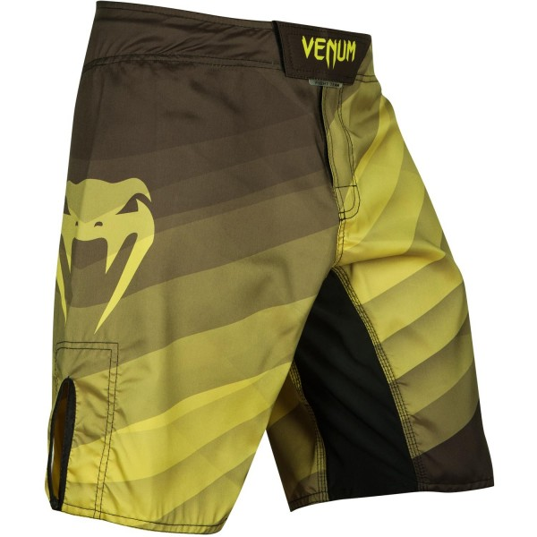 Шорты ММА Venum Dream Black/Yellow