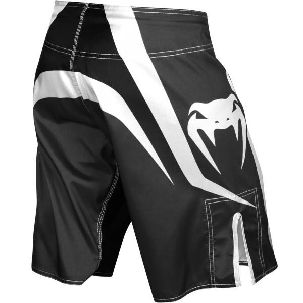 Шорты ММА Venum Predator - Black/White