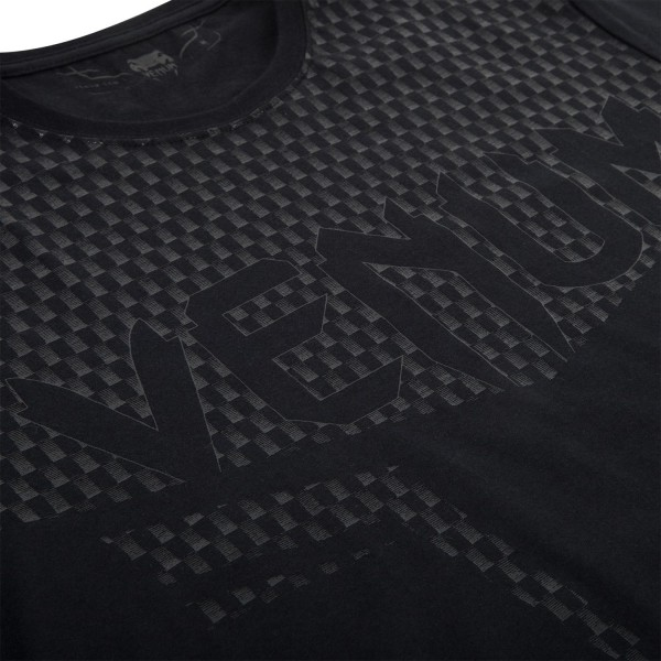 Футболка Venum Carbonix - Black