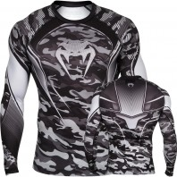 Рашгард Venum Camo Hero - Grey