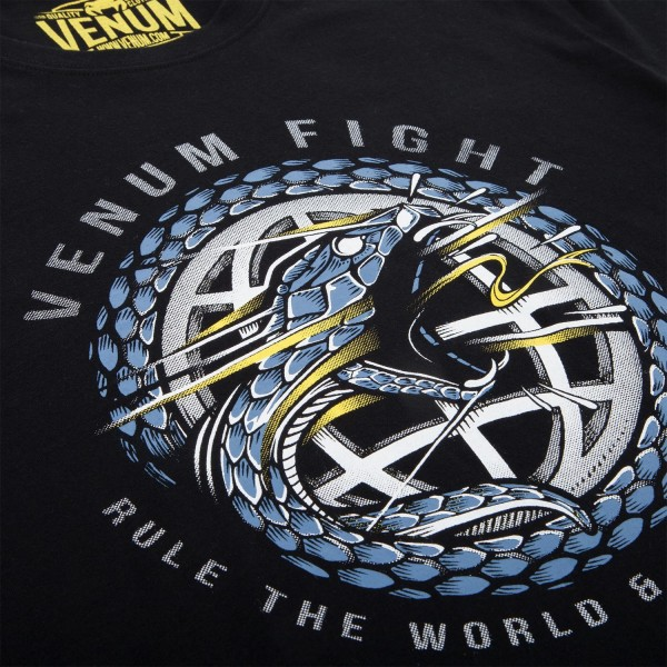 Футболка Venum RTW - Black