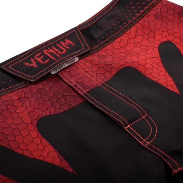 Шорты ММА Venum Hurricane Fightshorts Amazonia Red