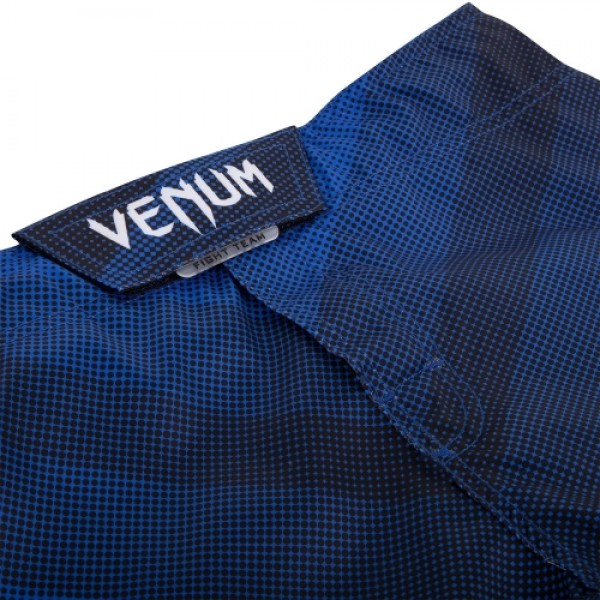 Шорты ММА Venum Radiance Blue