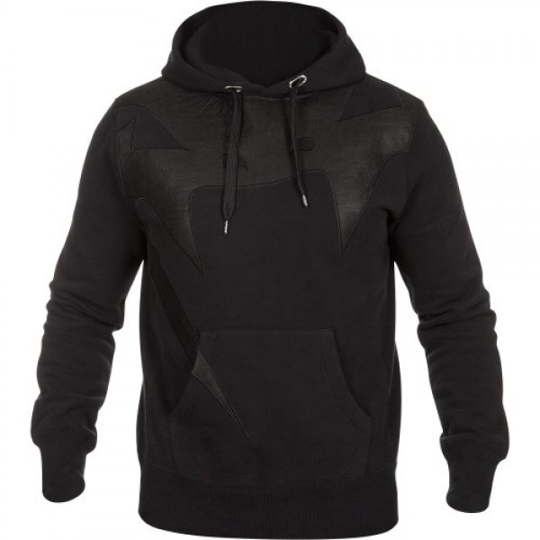 Толстовка Venum Assault Hoody Black on Black