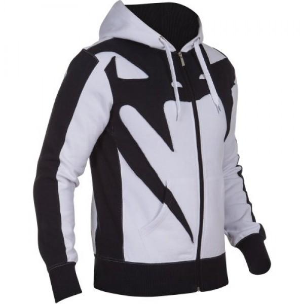 Толстовка Venum Assault Hoody Ice - Black Logo