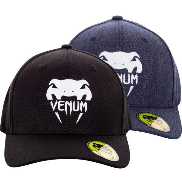 Кепка Venum Logo Cap Black