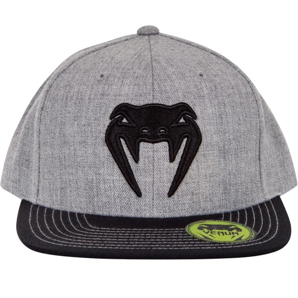 Кепка Venum Snapback Cap Grey