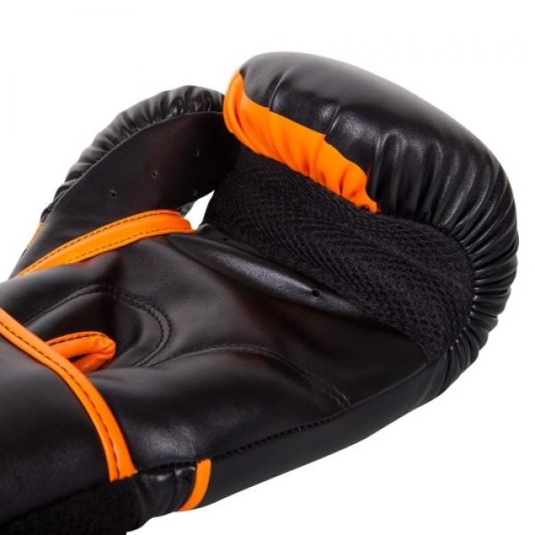 Перчатки боксерские Venum Challenger 2.0 Neo Orange/Black