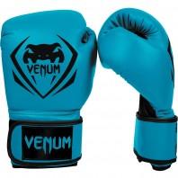 Перчатки боксерские Venum Contender - Blue